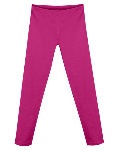 Hanes Girls` Cotton Stretch Leggings