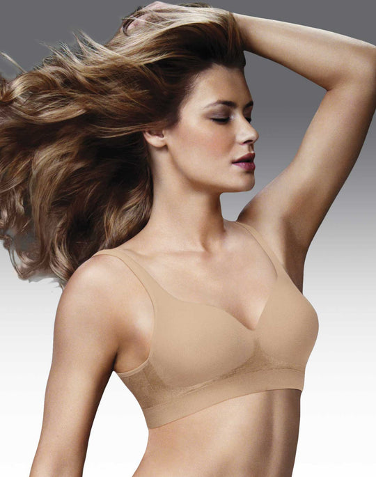 Maidenform Women`s Comfort Devotion Seamless Wirefree Foam Bra