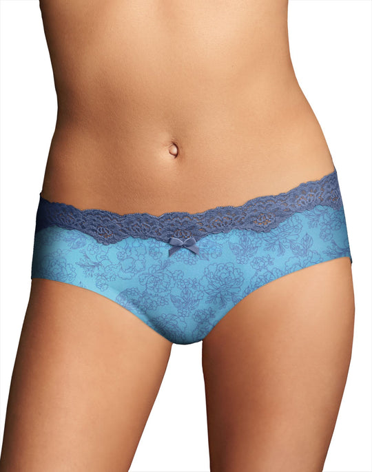 Maidenform Women`s Comfort Devotion Embellished Hipster
