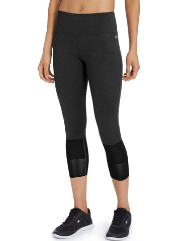 Champion Women`s Mesh 3/4 Tights