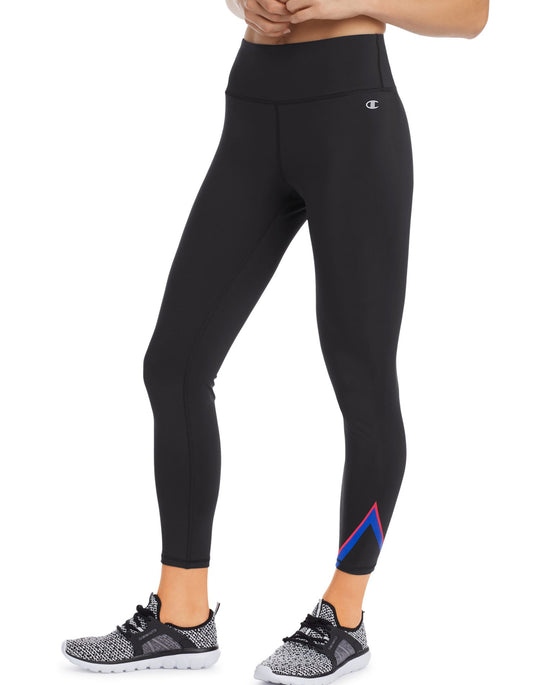 Champion Womens Graphic 7/8 Tights