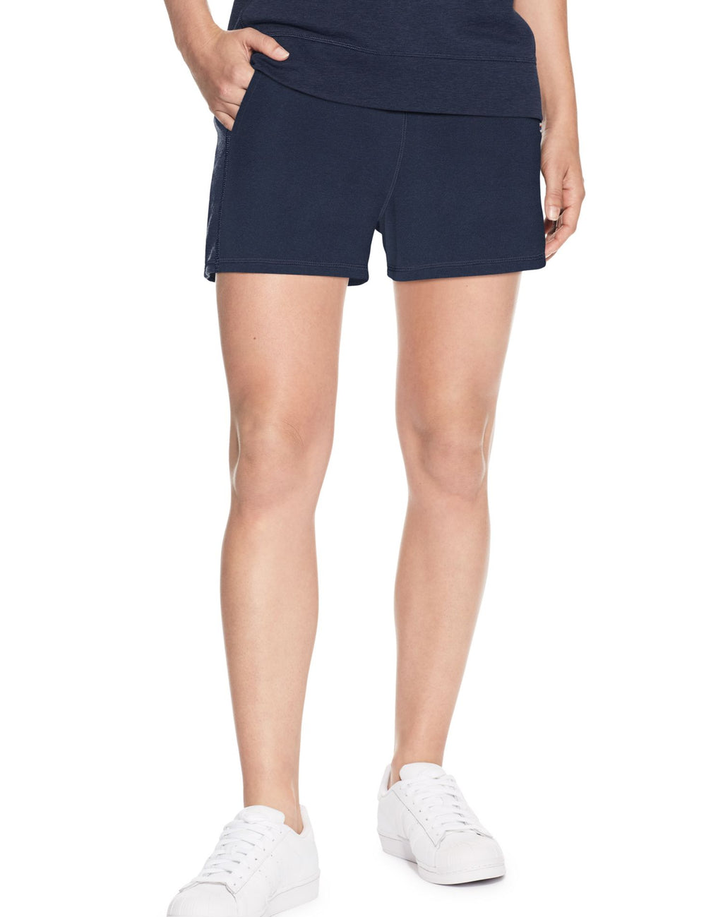 Champion Womens Heritage French Terry Shorts