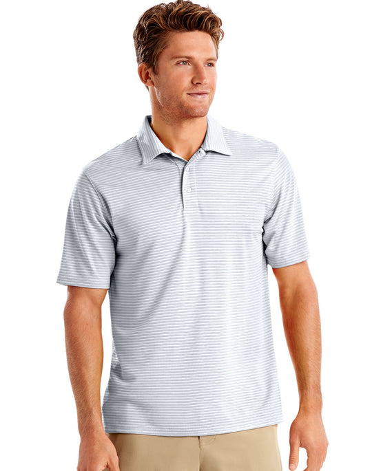 Hanes Mens Sport Performance Wicking Polo