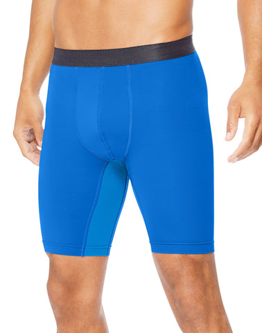Hanes Mens Sport Performance Compression Shorts