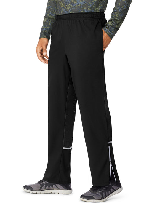 Hanes Mens Sport Performance Running Pants