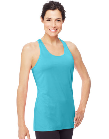 Hanes Womens Sport Performance Stretch Tank