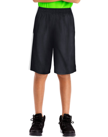 Hanes Boys Sport 10-inch Performance Dazzle Shorts