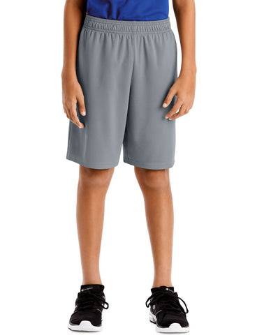 Hanes Boys Sport 9-inch Performance Shorts with Pockets