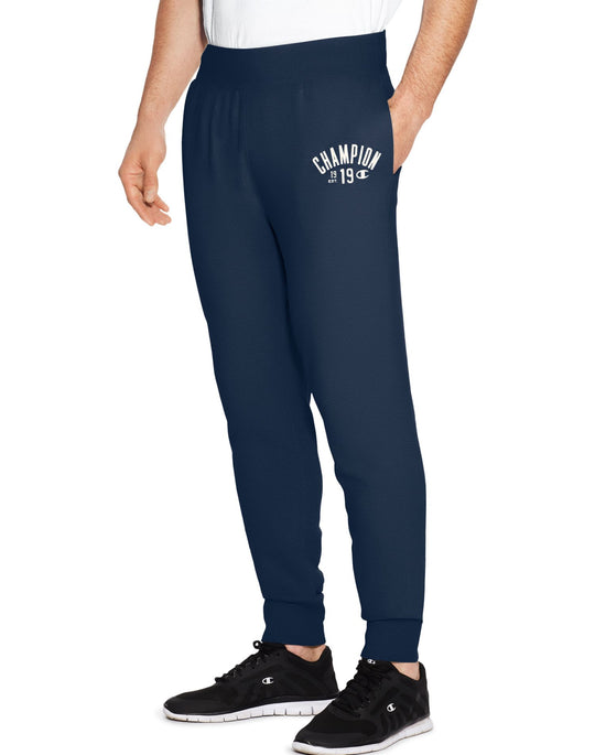 Champion Mens Heritage Fleece Jogger Pants