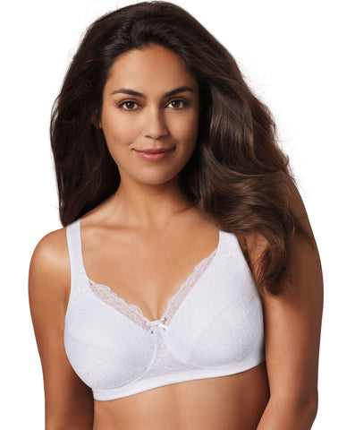 Playtex 18 Hour Women`s Perfect Lift Wirefree Bra with Inner BoostU Panels