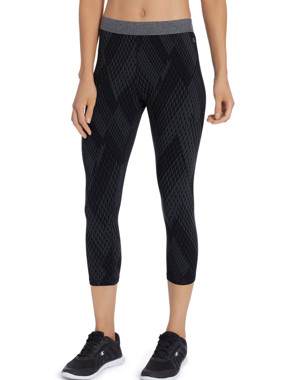 Champion Women`s Printed Everyday Capris