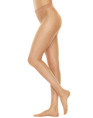 6397ea49e62e6 Hanes Womens Perfect Nudes™ Sheer to Waist Run Resistant Light Tummy  Control Hosiery