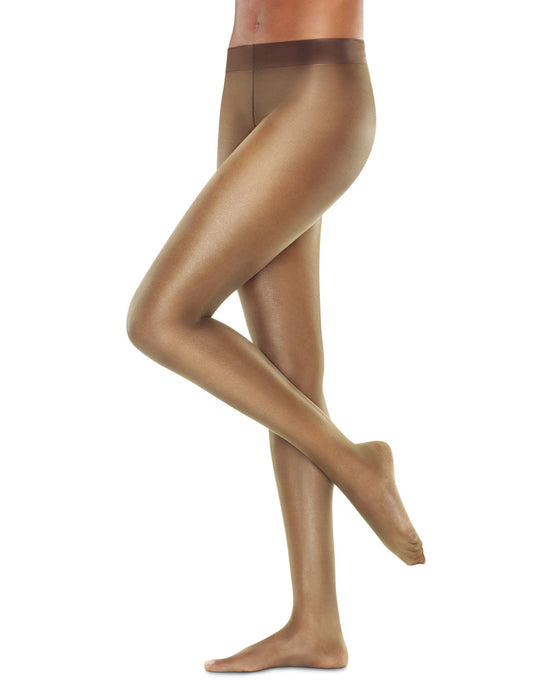Hanes Womens Perfect Nudes™ Sheer to Waist Run Resistant Light Tummy Control Hosiery