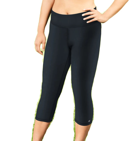 Champion Plus Women`s Absolute Fusion Capris With SmoothTec™ Waistband