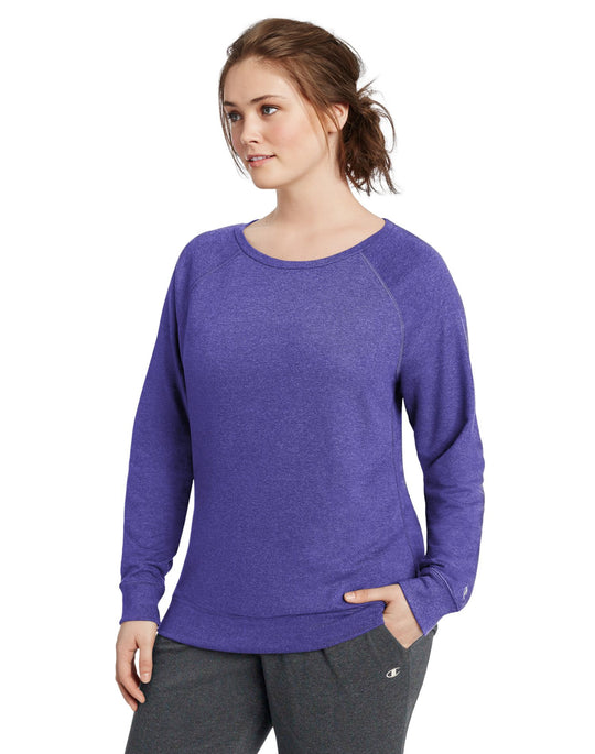 Champion Women`s Plus French Terry Top