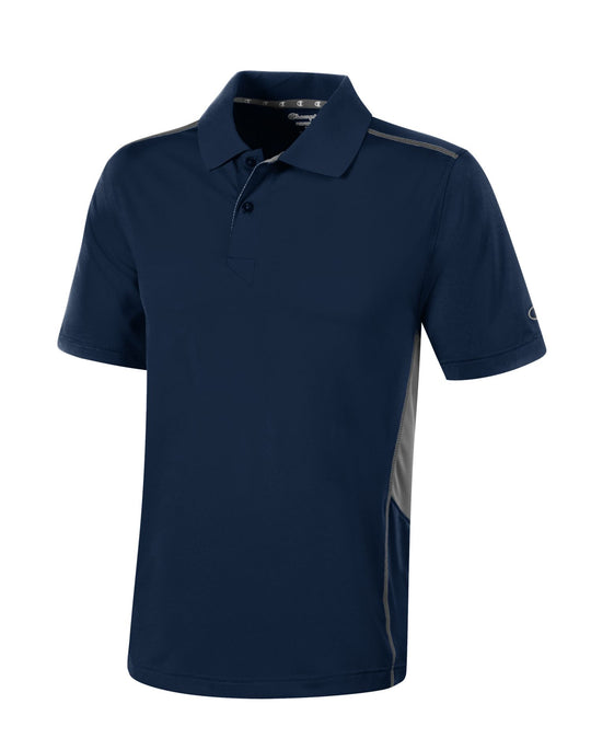 Champion Men`s Prime Double Dry Polo
