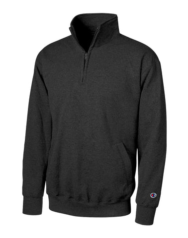 Champion Men`s Eco Fleece 1/4 Zip