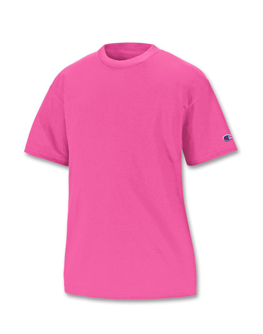 Champion Double Dry Cotton-Blend Kids' T Shirt