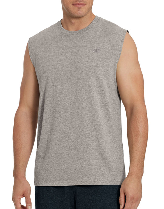 Champion Men`s Classic Jersey Muscle Tee