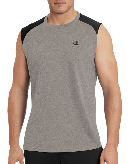 Champion Men`s Vapor Select Muscle Tee