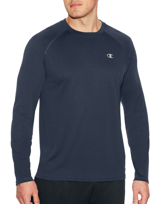 Champion Mens C Vapor Select Long Sleeve Tee