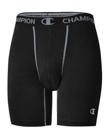Champion Gear Men`s Power Flex Compression Shorts