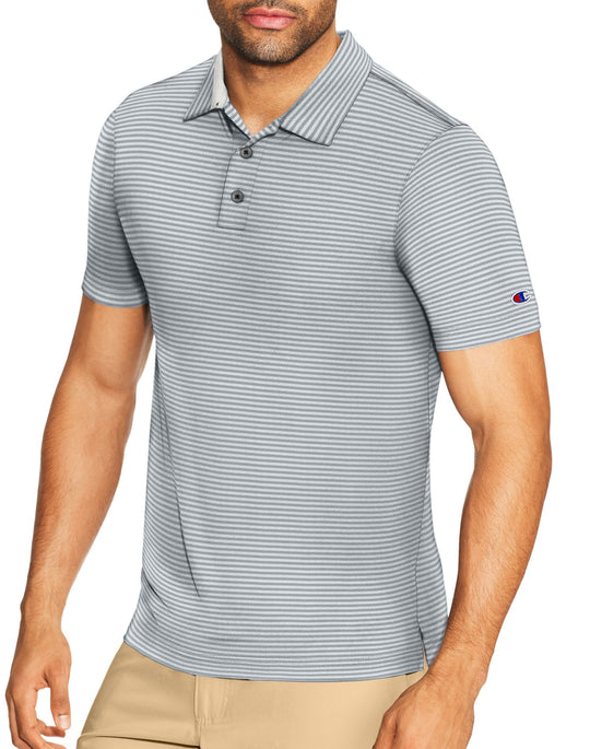 Champion Mens Performance Golf Polo Shirt