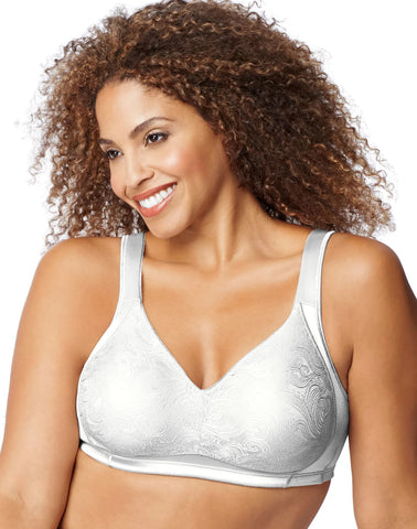 Playtex 18 Hour Women`s Undercover Slimming Wirefree Bra