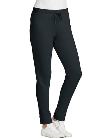 Hanes Women`s French Terry Jogger Pants