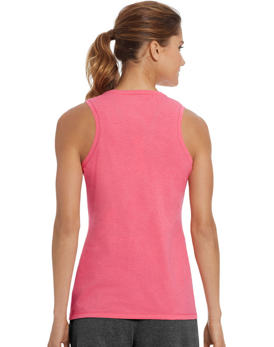 Champion Women`s Vapor Cotton Tank