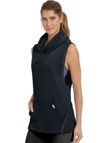 Champion Women`s French Terry Sleeveless Pullover