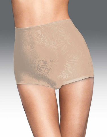 Flexees Women`s Solutions Plus Size Brief