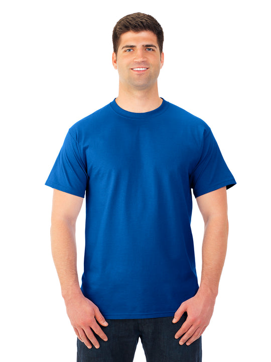 Fruit Of The Loom Mens Lofteez HD Short-Sleeve T-Shirt