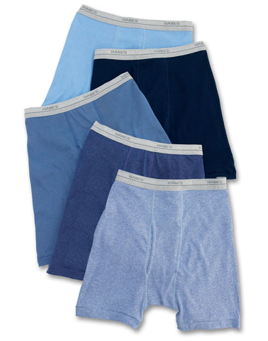 Boy's Boxer Brief 5 Pack