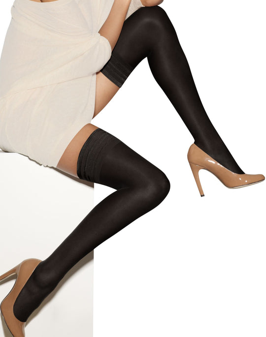 Hanes Silk Reflections Lasting Sheer Ultra Sheer Thigh High 1 Pair Pack