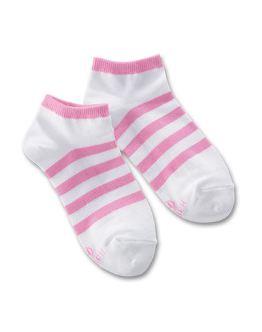 Hanes Classics Girls' Low-Cut Liner Socks 4 Pairs
