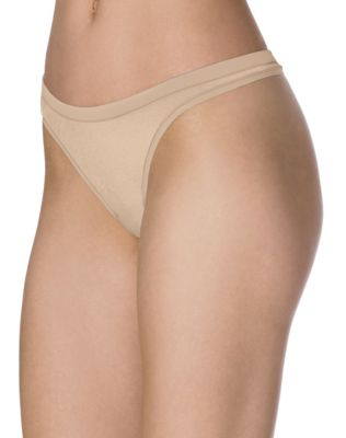 Barely There Women's Invisible Look Thong