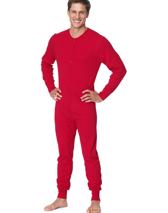 Men's X-Temp Thermal Union Suit