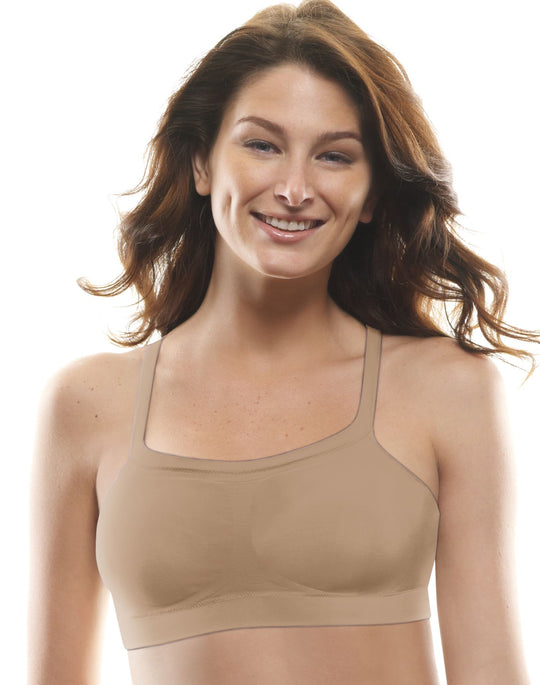 Hanes Women's ComfortFlex Fit The Bandini Foam Cup Wirefree Bra