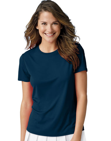 Hanes 4 oz Women's Cool Dri Performance T-Shirt