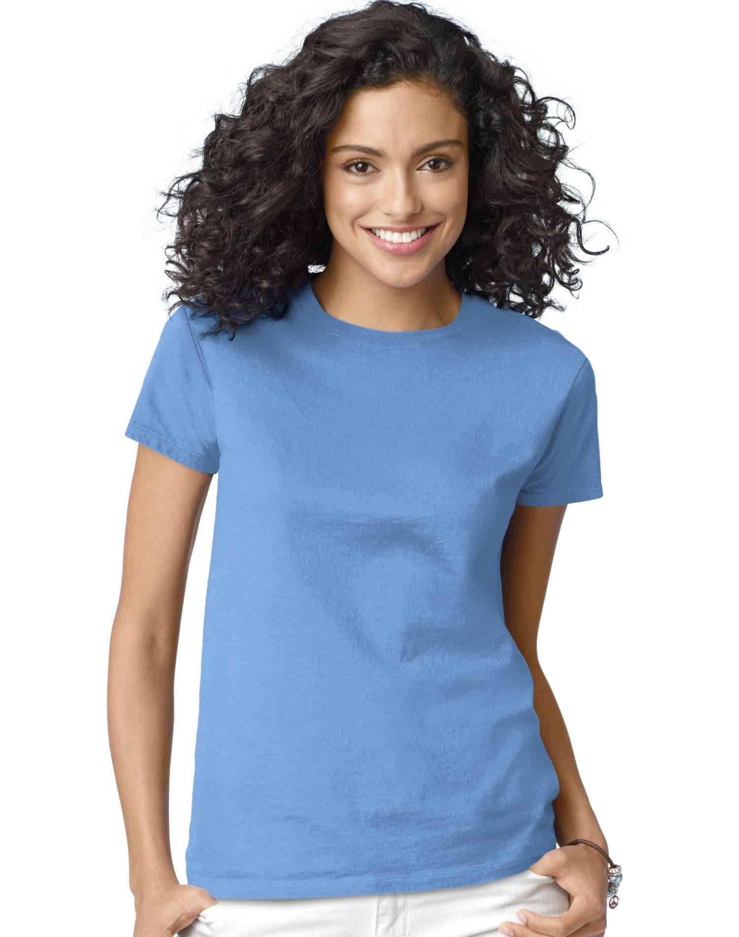 1435fe15 5680 - Hanes Women's Relax Fit Jersey Tee 5.2 oz – NY Lingerie