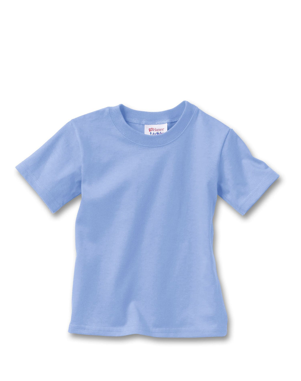 Hanes Playwear Toddler Tee 5.2 oz
