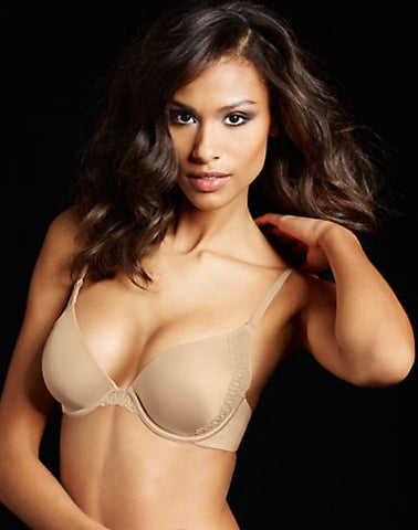 Maidenform Women`s Natural Boost Demi Underwire Bra