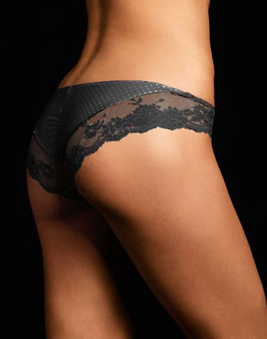 Maidenform Women`s Comfort Devotion Lace Back Tanga
