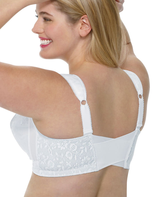 Playtex 18 Hour Front Close with Flex Back Bra