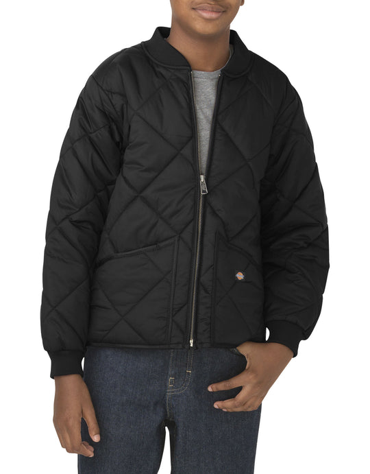 Dickies Boys Quilted Nylon Jacket, Sizes 8-20
