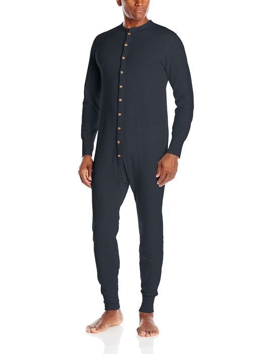 Duofold Originals Mid-Weight 2-Layer Men's Union Suit