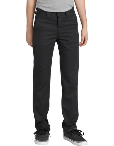 Dickies Boys FLEX Slim Fit Taper Leg Flex Pants