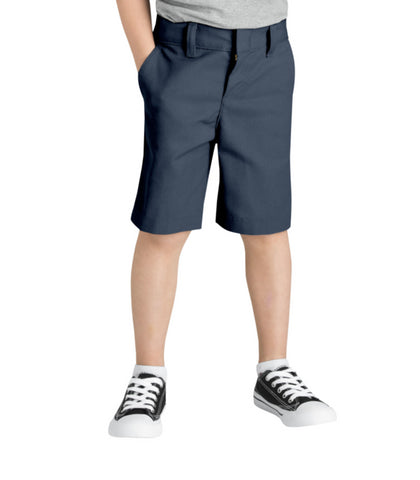 Dickies Boys FlexWaist Flat Front Shorts, 4-7