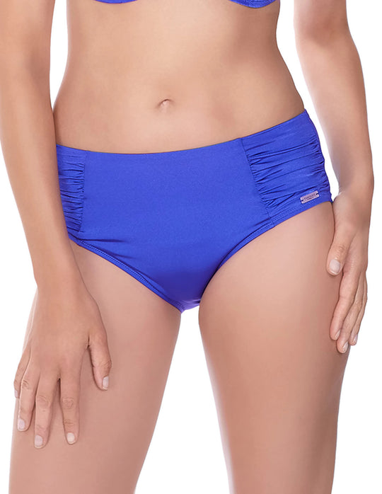 Fantasie Womens Los Cabos Deep Gathered Side Swim Brief